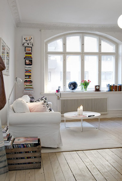 25 attractive modern apartment interior with scandinavian for Nordic inspired decor