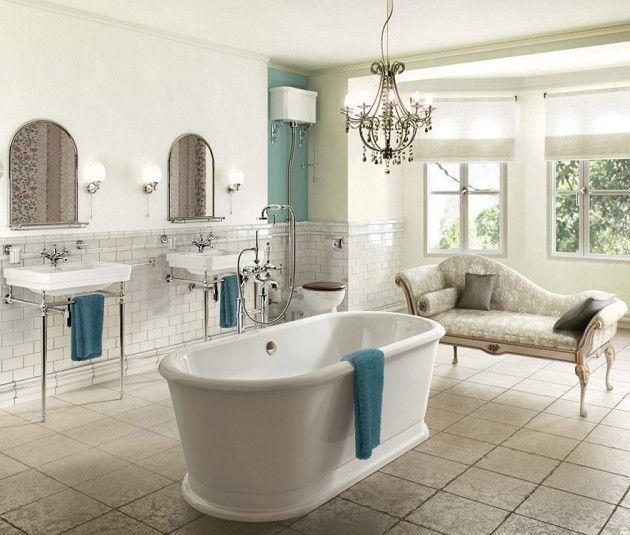 shabby-chic-bathroom-mirrors