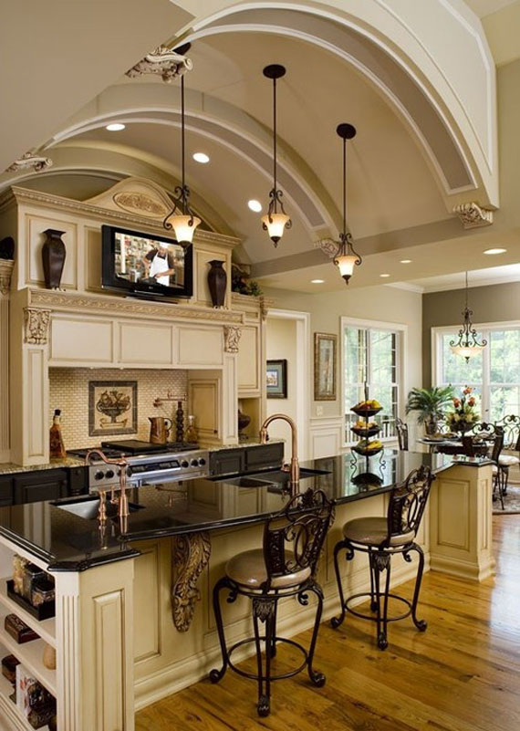 traditional kitchen islands 30 amazing kitchen island ideas for your home 3957