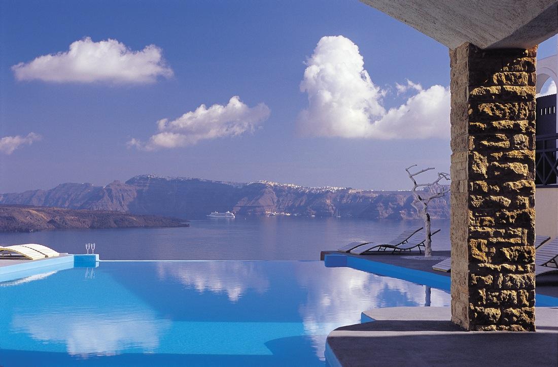 Astarte Suites Hotel, Santorini Greece