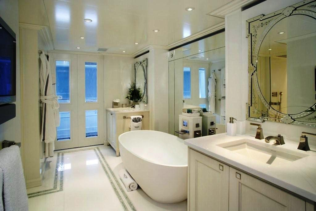 How to design a luxurious master bathroom for Top ten bathroom designs