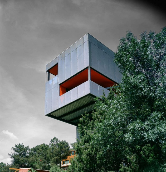 Cliff House Madrid, Spain