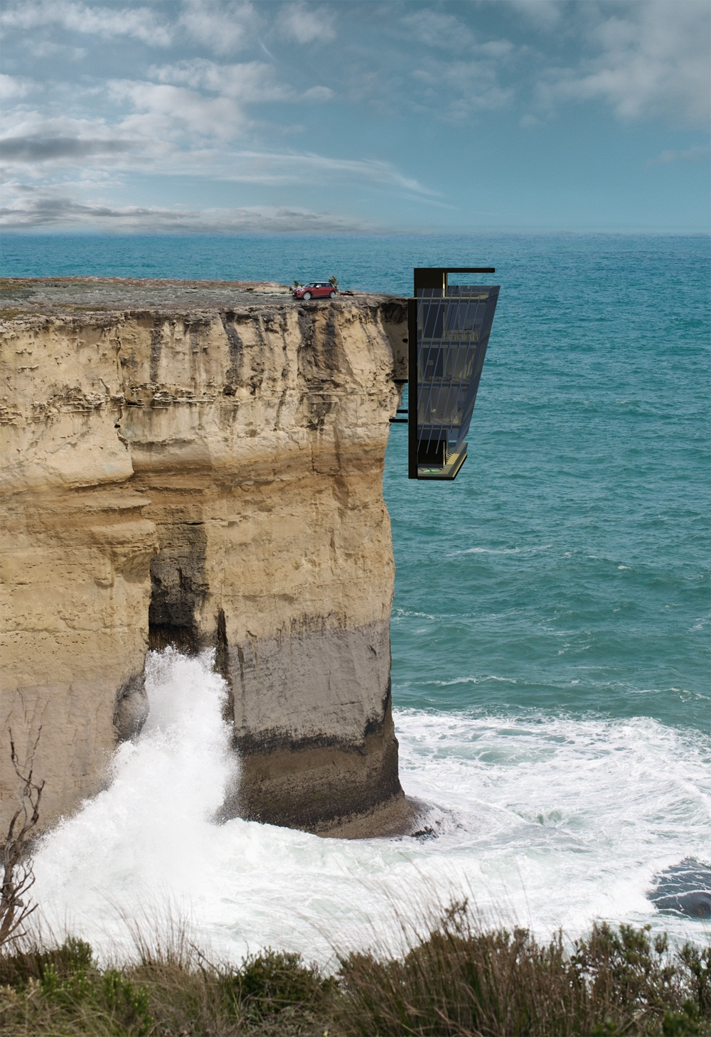 Cliff House by Modscape Concept