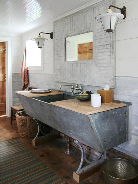 Creative Ideas for Bathroom Sinks