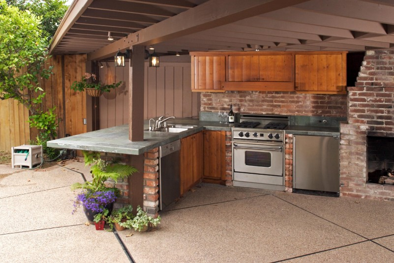 fascinating outdoor kitchen design - Outdoor Grill Design Ideas