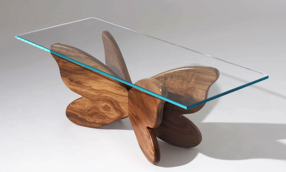22 Stunning Tree Inspired Furniture Designs