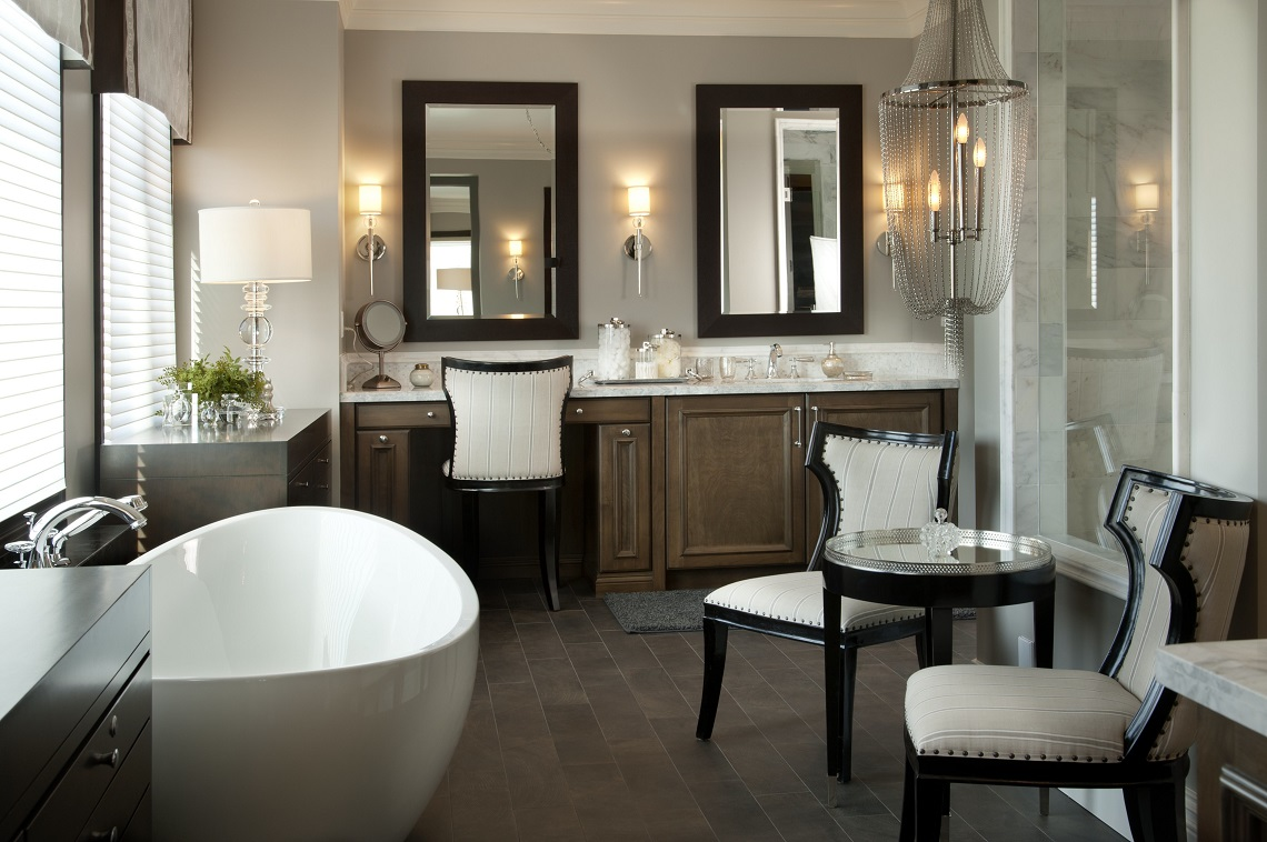 hampton s inspired luxury master bathroom