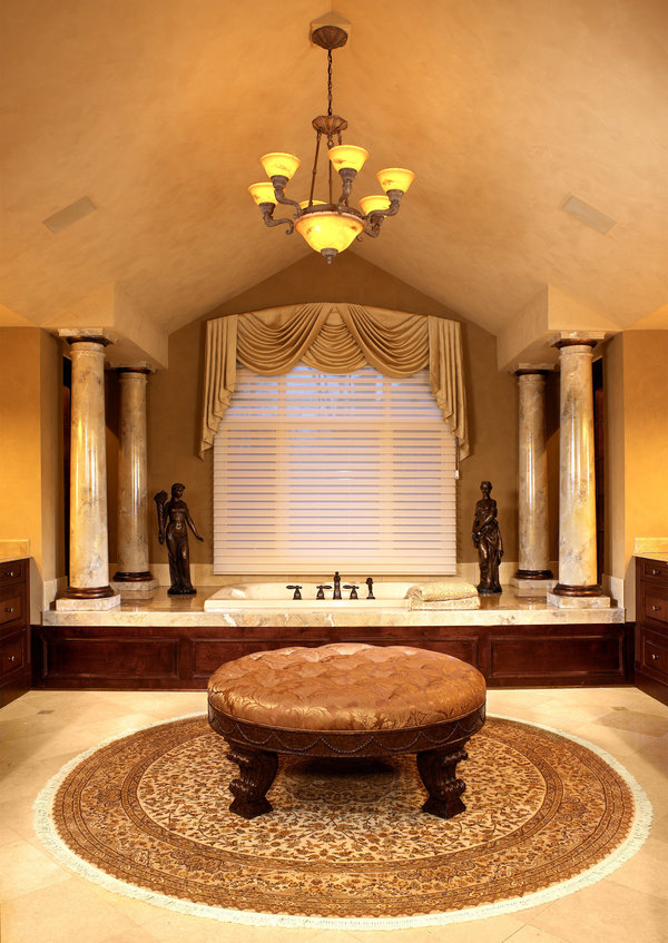 Bathroom Sets Luxury Reconditioned Bath Tub In Master Bedroom: How To Design A Luxurious Master Bathroom