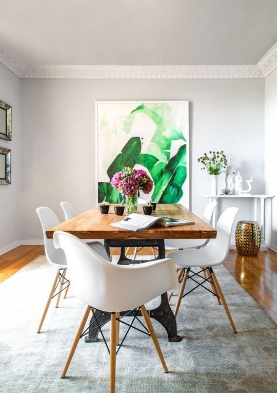 20 awesome dining room design ideas for your inspiration - Modern dining room decor ideas ...