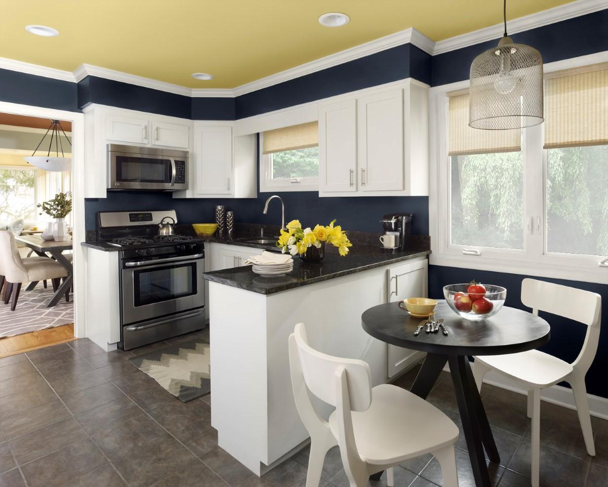 Modern Kitchen Designs With Breakfast Nook