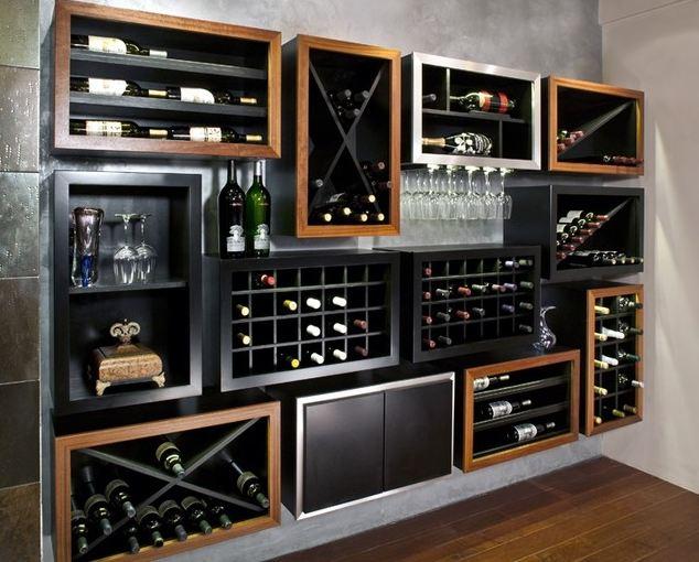 Modern-Wine-Storage