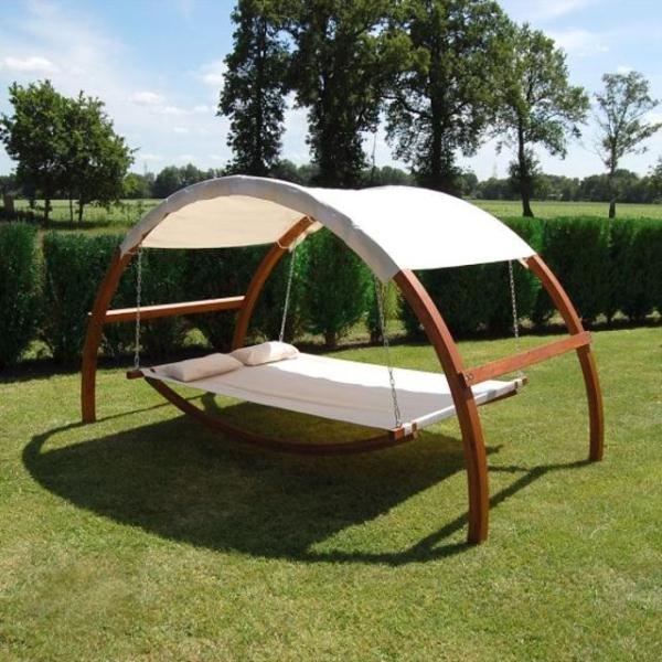 Nature Cozy Swing Bed