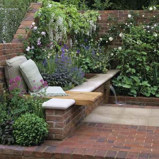 Small corner garden designs