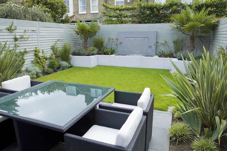 Small garden landscape designs