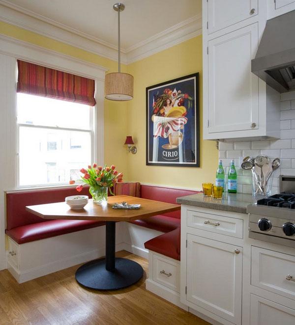 Stylish Kitchen Nook Design Ideas