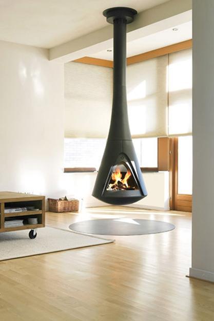 Unique Fireplace Ideas