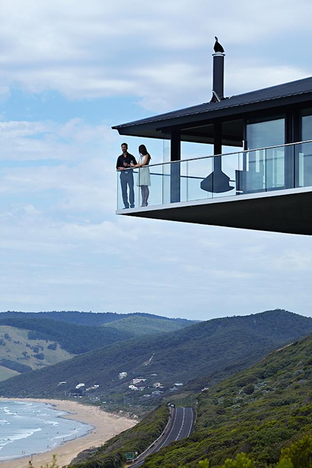 The Pole House Fairhaven Beach, Australia
