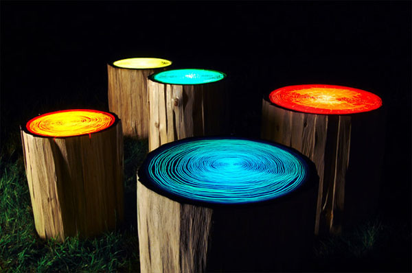 Tree-Ring-Lights-by-Vancouver-based-furniture-design-studio