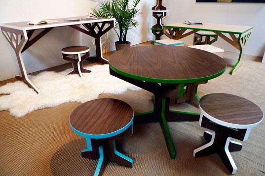 Tree Table Kids Furniture