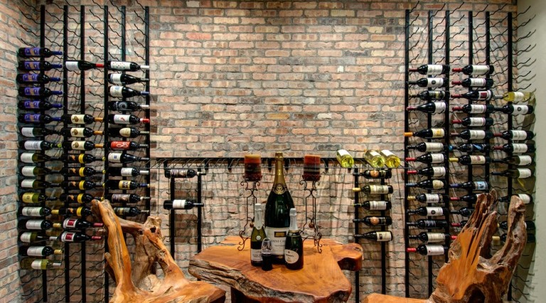 25 Creative Wine Storage Solutions For Your Inspiration