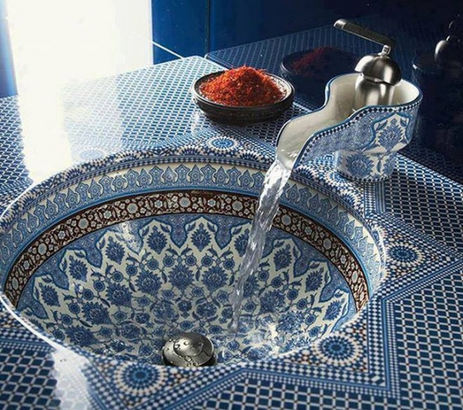 beautiful creative sink design