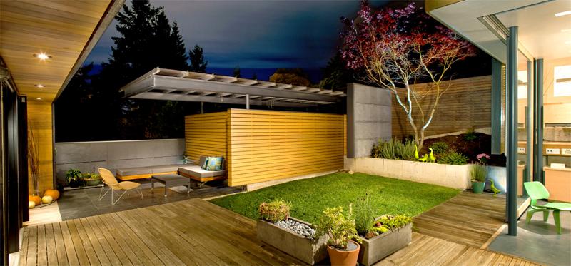 contemporary-small-home-office-in-garden