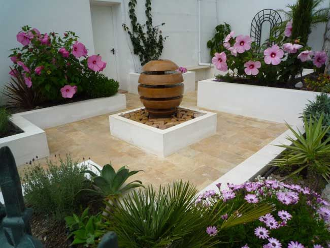 courtyard-landscape-design-pertaining