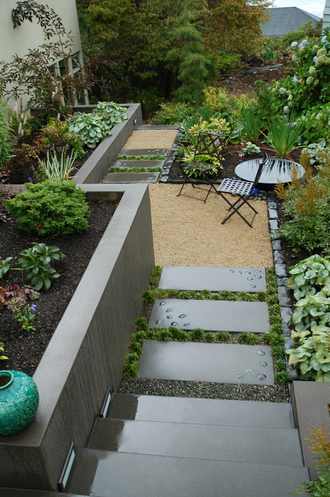 25 Peaceful Small Garden Landscape Design Ideas on Modern Back Garden Ideas id=39608