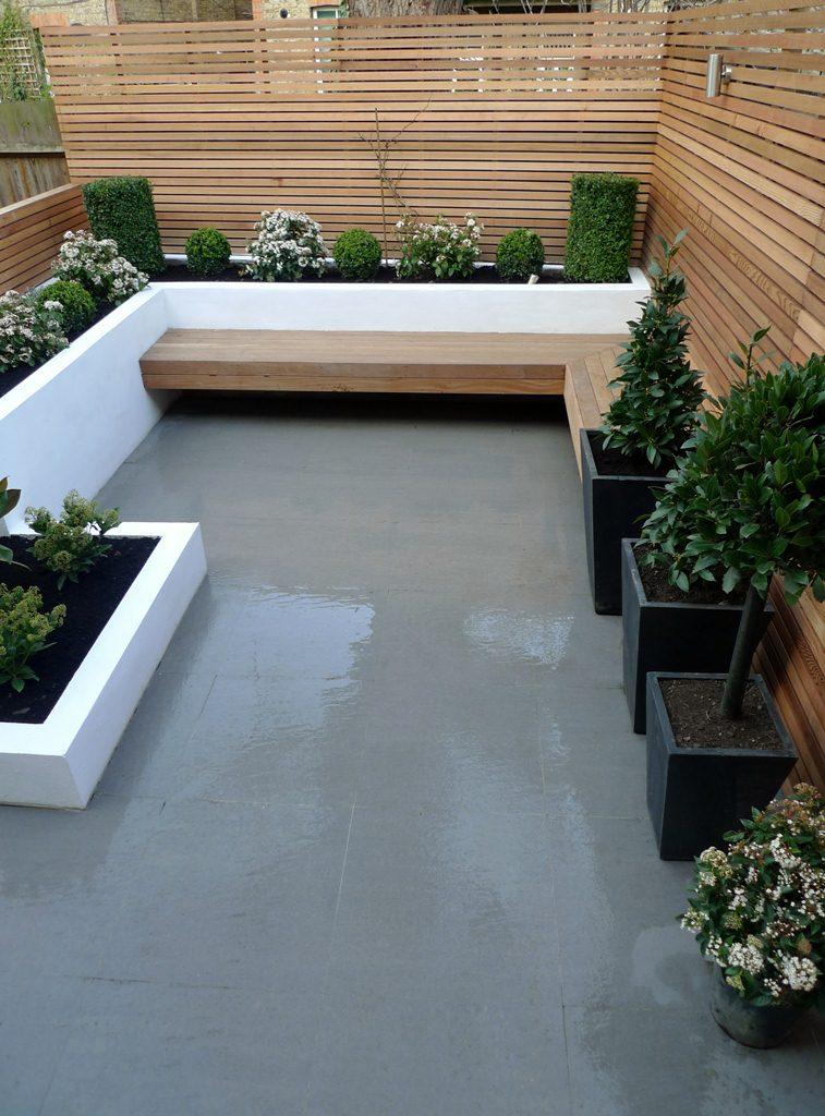 25 Peaceful Small Garden Landscape Design Ideas on Small Backyard Landscaping id=43137