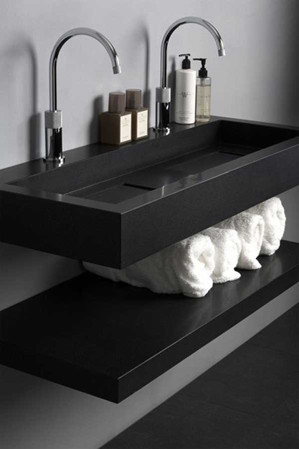 unique sinks bathrooms 35 unique bathroom sink designs for your beautiful bathroom 14878
