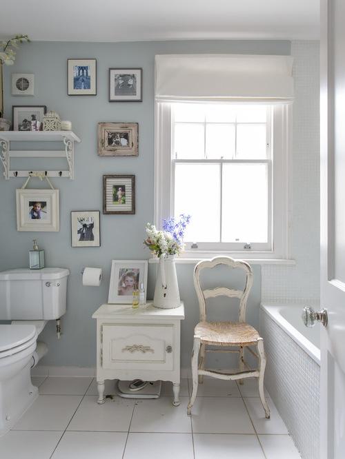 shabby chic-style-bathroom