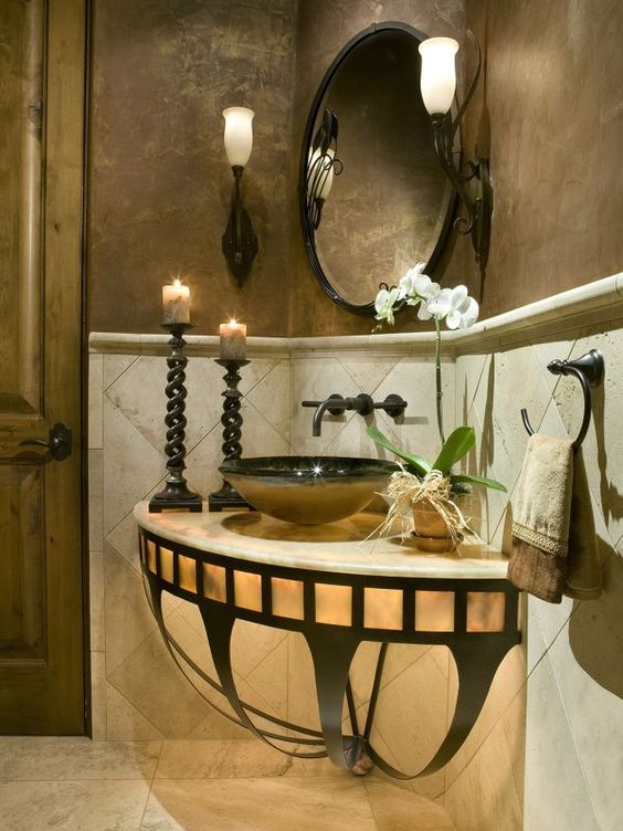 35 unique bathroom sink designs for your beautiful bathroom. Black Bedroom Furniture Sets. Home Design Ideas