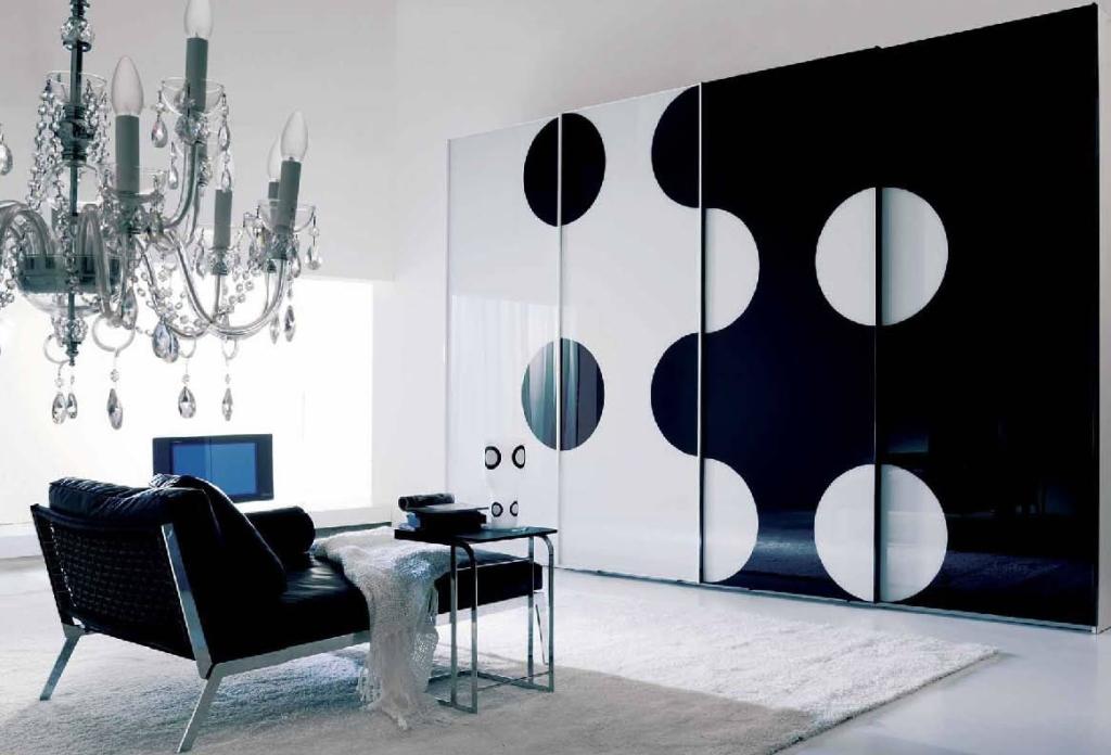 Black-and-White-Contemporary-Interior-Design