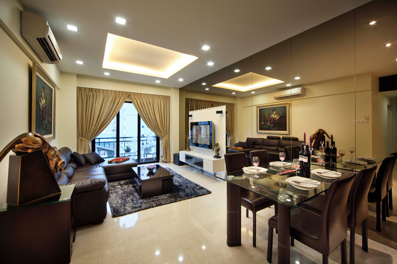 Condominium interior design the image for Condo interior design