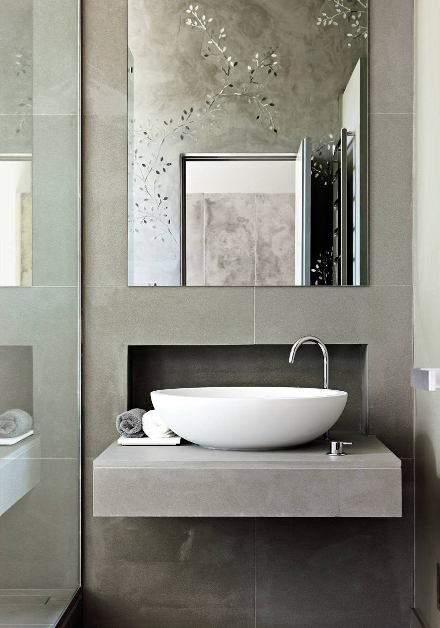 40 of the best modern small bathroom design ideas for Toilet design ideas