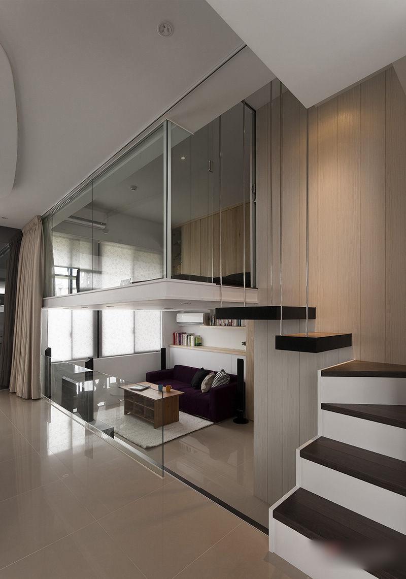 Cool Loft stairs Design