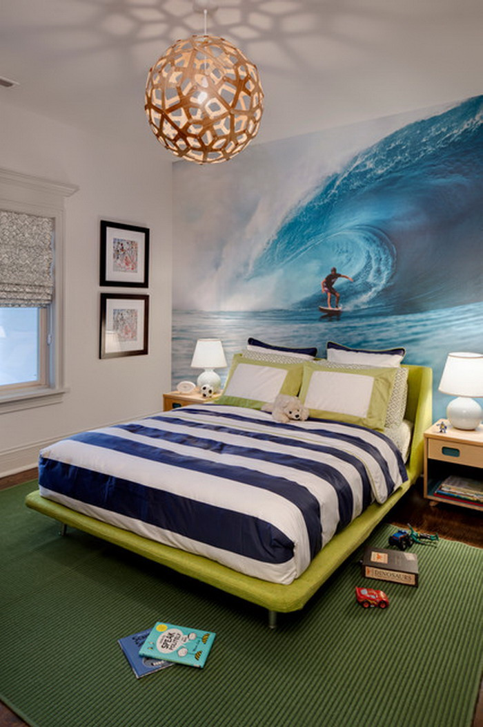 26 cute beach style kid 39 s bedroom design ideas