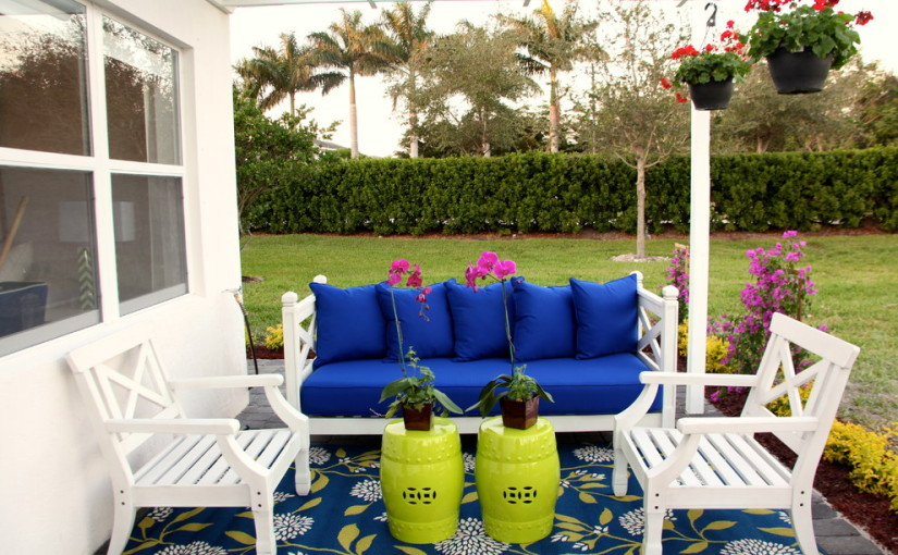 21 Fresh Airy Beach Style Outdoor Design Ideas