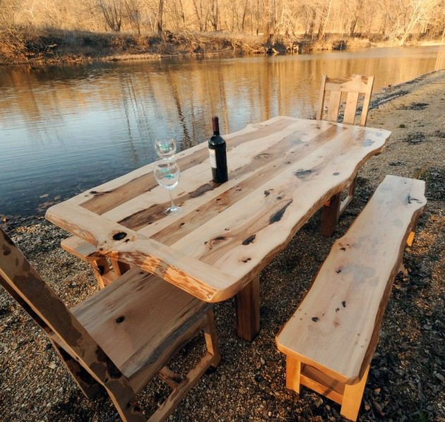 ... Wood Slab Coffee Table likewise Diy Pallet Chicken Coop together with