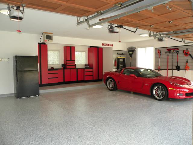 Garage industrial-garage