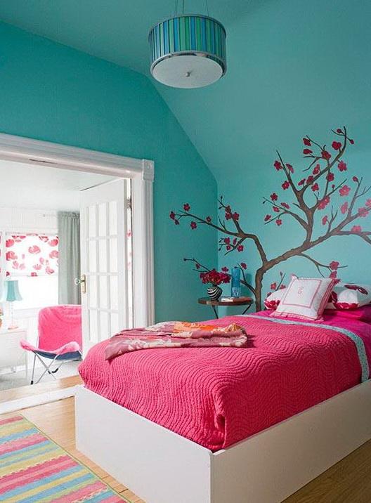 Girls Bedroom Color Ideas