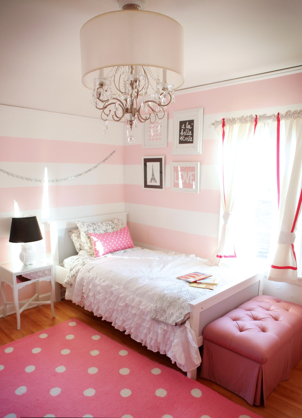 Catchy collections of girl bedrooms designs fabulous Designer girl bedrooms pictures