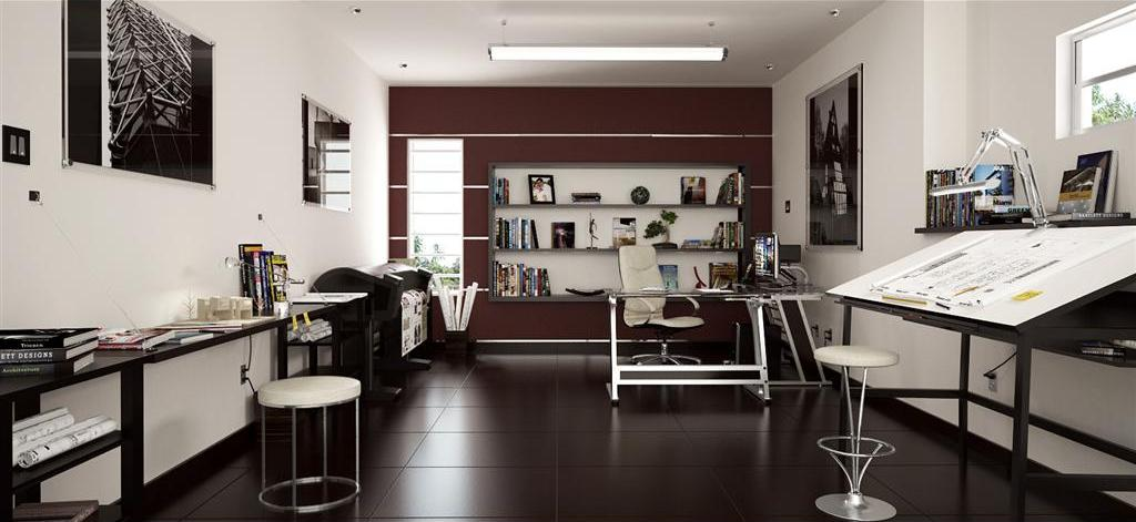 40 modern home office that will give your room sleek modern style How to design a house