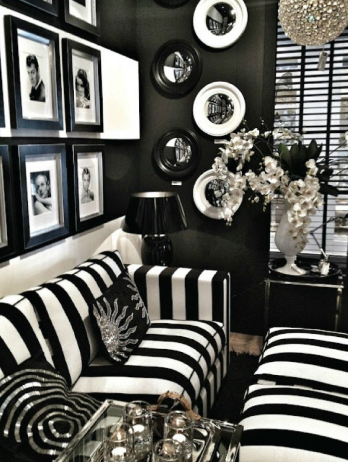 Incredible Decorations Black And White Design Ideas