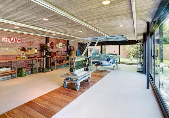Industrial Garage