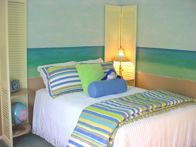 Kids Beach Bedroom