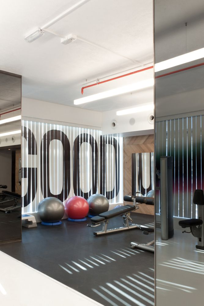 Ultra modern sleek gym design collection to get inspired
