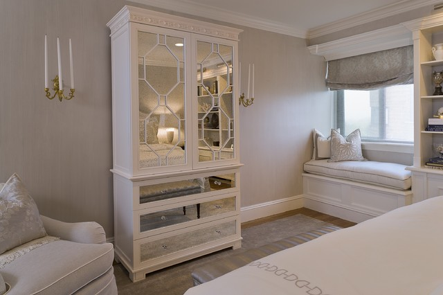 Master Bedroom Custom Armoire