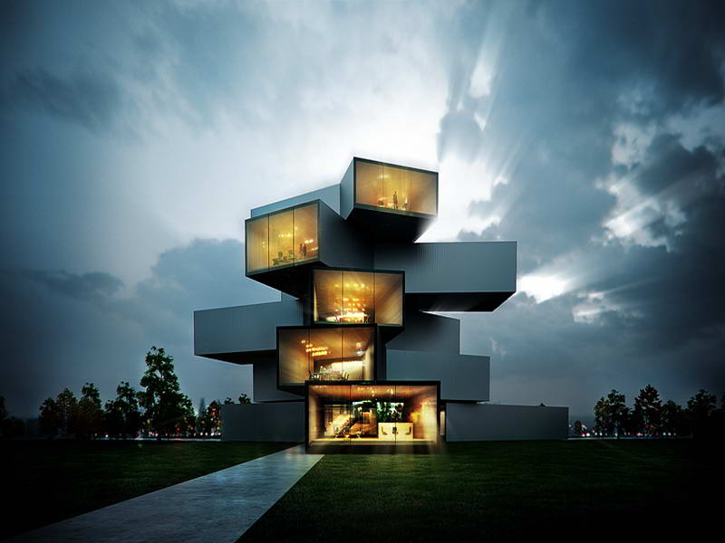 Modern Architectural Design Ideas