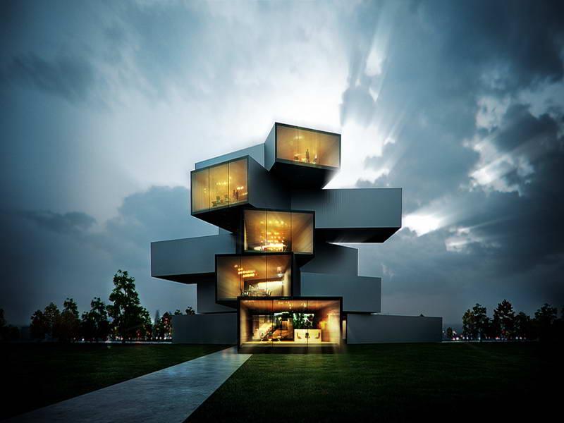 Modern Architectural Design Ideas